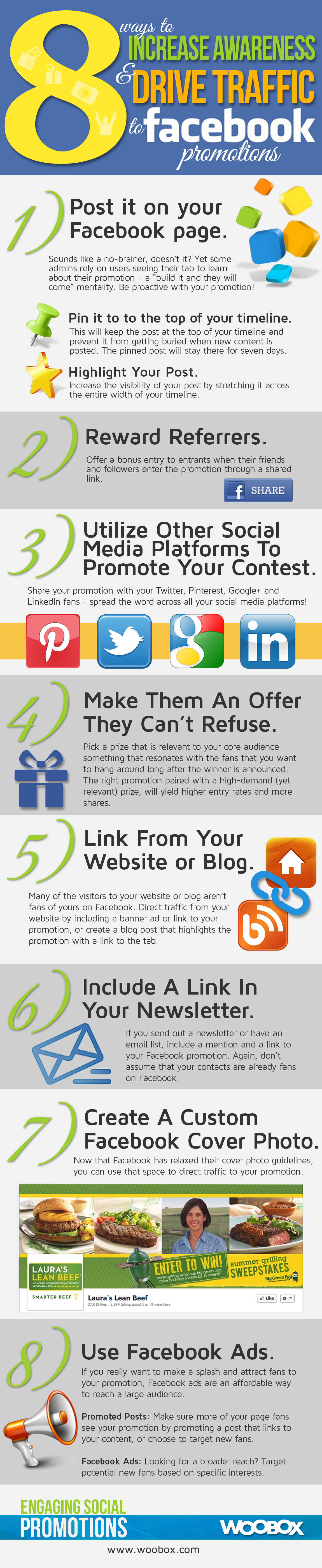 8-Ways-to-Increase-Promotion-Awareness-Infographic
